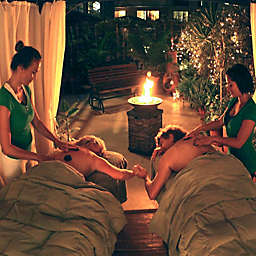 Champagne Sunset Couples Massage by Spur Experiences®