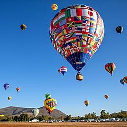 Temecula Sunrise Shared Balloon Ride by VEBO®