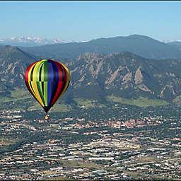 Hot Air Balloon Flight by VEBO®