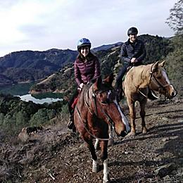 Sonoma Horseback Tour by VEBO®
