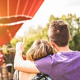Chicago Nostalgia Hot Air Balloon Ride  by Spur Experiences®