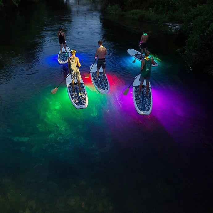 Alternate image 1 for Glow Paddle Boarding Tour by VEBO®