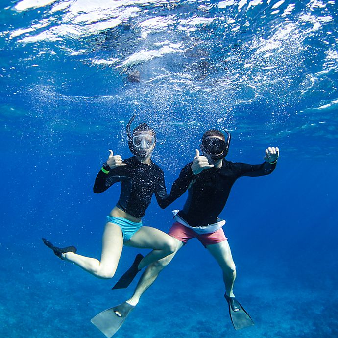Alternate image 1 for Molokini Wild Side Snorkel Maui, HI by Spur Experiences®