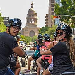 """Guided """"Your Biker Gang"""" Tour of Austin by Spur Experiences®"""
