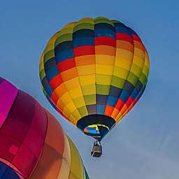 Taos Sunrise Hot Air Balloon Ride by VEBO®