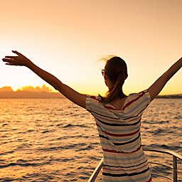Catamaran Sunset Sail by VEBO®
