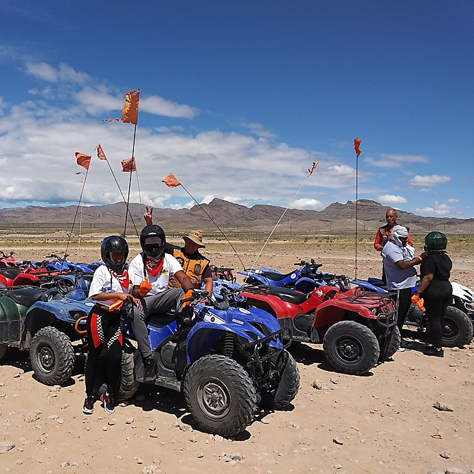 Alternate image 1 for Mini Baja SunBuggy Chase Las Vegas, NV by Spur Experiences®