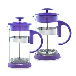 Grosche Zurich French Press in Purple