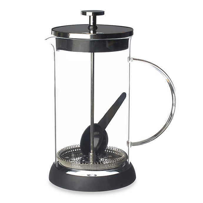 buy grosche lisbon 8 cup french press from bed bath beyond. Black Bedroom Furniture Sets. Home Design Ideas