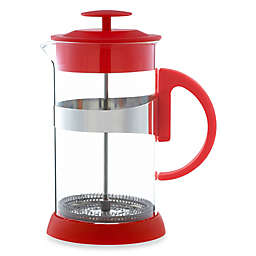 Grosche Zurich French Press in Red