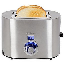 Brookstone® Digital 2-Slice Rapid Toaster