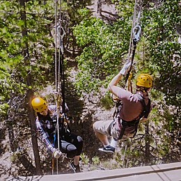 Mountain View Zipline Tour by VEBO®