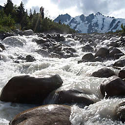 Skagway, Alaska Laughton Glacier Hike and White Pass Train by Spur Experiences®