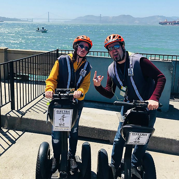 Alternate image 1 for San Francisco Segway Tour by Spur Experiences®