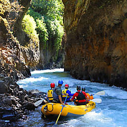 Full-Day Whitewater Rafting - White Salmon River by Spur Experiences®