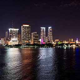 Miami At Night Boat Tour by Spur Experiences®