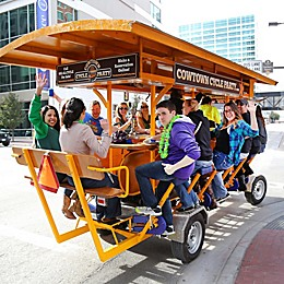 Cowtown Cycle Party by VEBO®