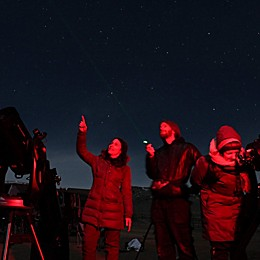 Astronomy Tour by VEBO®