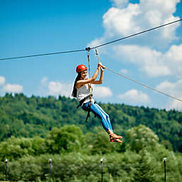 Redwood Zip Line Canopy Tour by Spur Experiences® (Mount Hermon, CA)