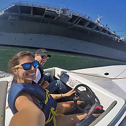 San Diego Speed Boat Adventure by Spur Experiences®