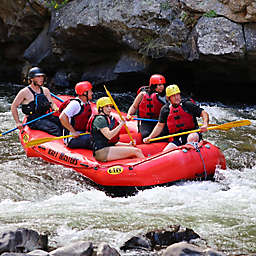 Big Horn Sheep Canyon Colorado Full-Day Raft Trip by Spur Experiences®