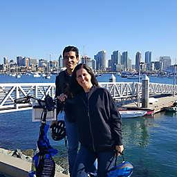 San Diego California Harbor Electric Trike Tour by Spur Experiences®