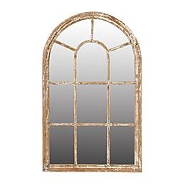 A&B Home Ada Mirror in White