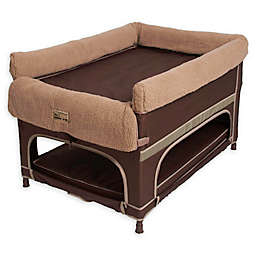 Arm's Reach® Co-Sleeper® Duplex Pet Bed with Camel Liner
