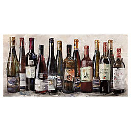 Masterpiece Art Gallery Vinology Wrapped Canvas Wall Art