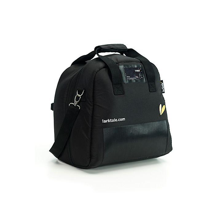 Alternate image 1 for Larktale™ Coast™ Carry Cot Travel Bag in Black