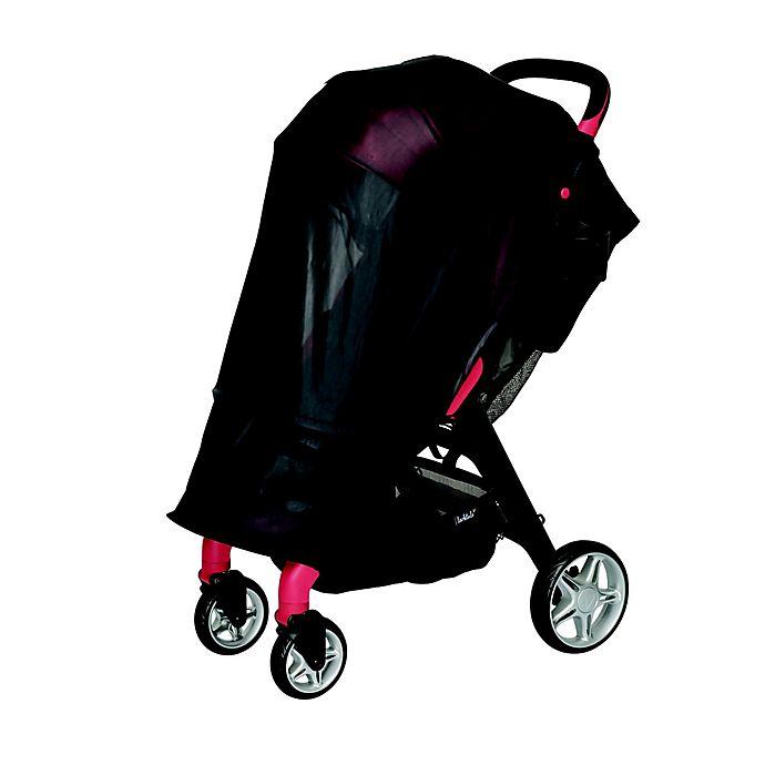Alternate image 1 for Larktale Chit Chat® Insect Stroller Cover in Black