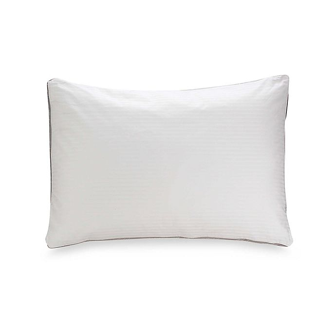 Alternate image 1 for Indulgence® by Isotonic® Synthetic Down Alternative Standard/Queen Side Sleeper Pillow