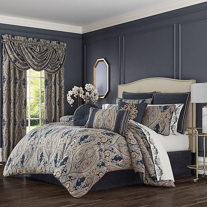 Alternate image 1 for J. Queen New York™ Luciana 4-Piece Comforter Set