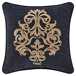 J. Queen New York™ Luciana 18-Inch Square Throw Pillow in Indigo
