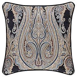 J. Queen New York™ Luciana Square Throw Pillow in Indigo