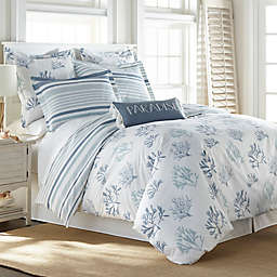 Coastal Living® Truro 3-Piece Duvet Cover Set