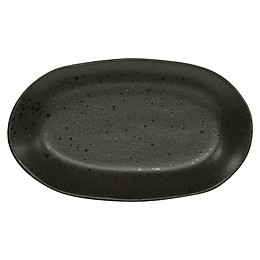 BIA Cordon Bleu® Quantum Appetizer Plates in Charcoal (Set of 4)
