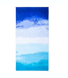 Toalla de playa Brookstone® en azul