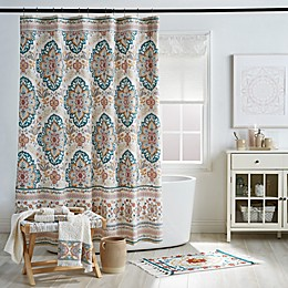 Peri Home Kilim Shower Curtain