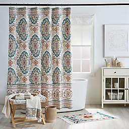 Peri Home Kilim 72-Inch x 72-Inch Shower Curtain