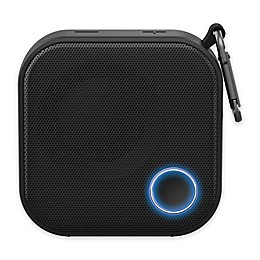 Brookstone® Big Blue Portable Bluetooth® Go Speaker