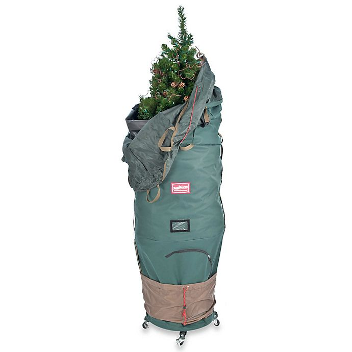 Alternate image 1 for Treekeeper™ Patented Large Upright Rolling Tree Storage Bag