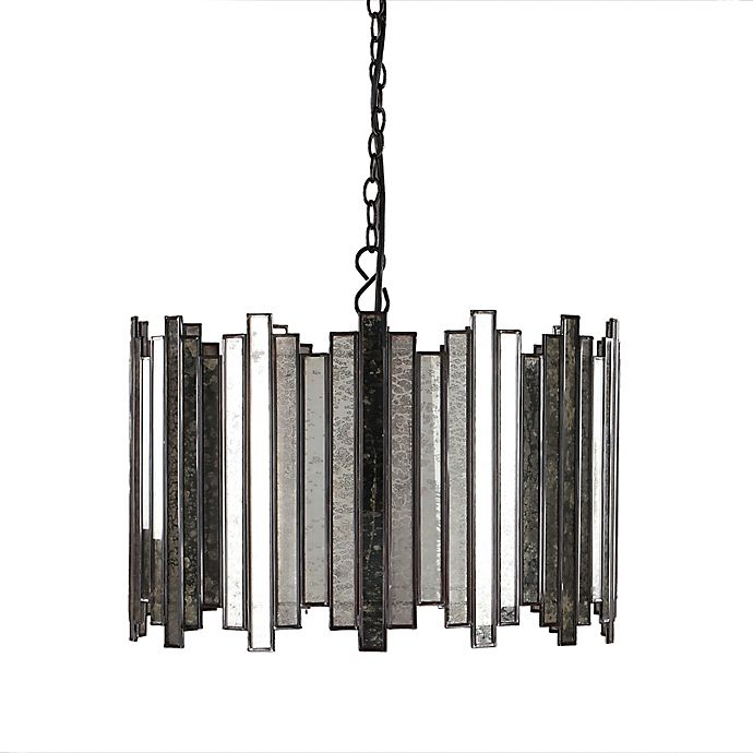 Alternate image 1 for W Home Clarissa Crystal Chandelier