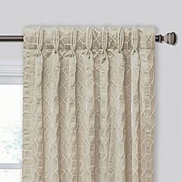 Hyde Pinch Pleat Room Darkening Window Curtain Panel