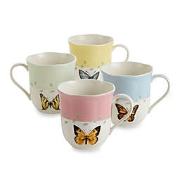 Lenox® Butterfly Meadow® Mug (Set of 4)