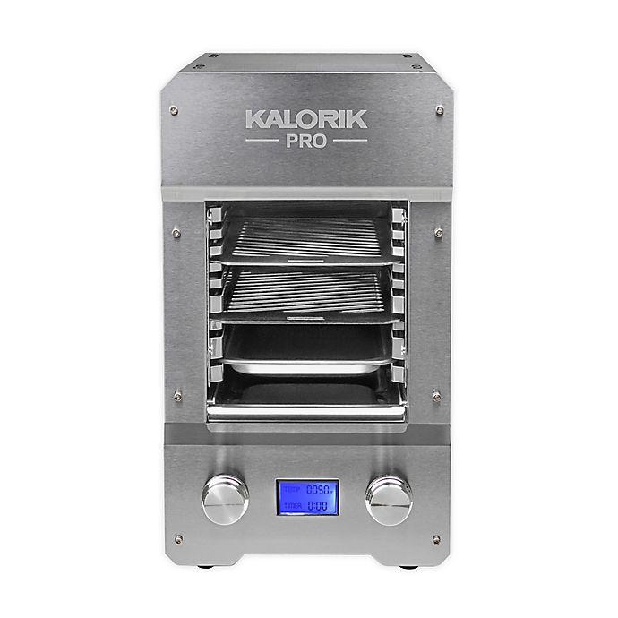 Alternate image 1 for Kalorik® Pro Digital Steakhouse Grill