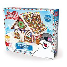 Frosty the Snowman Gingerbread Kit