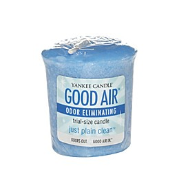 Yankee Candle® Good Air® Just Plain Clean™ Odor Eliminating Trial-Size Votive Candle