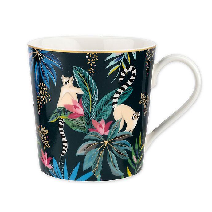 Alternate image 1 for Portmeirion® Tahiti Lemur Mug