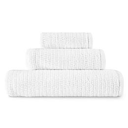 ED Ellen DeGeneres® Joy Solid Organic Cotton 3-Piece Towel Set